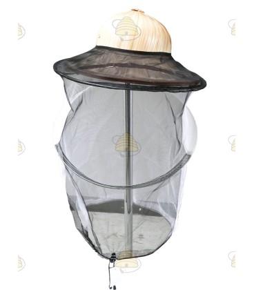 Tropenhelm en imkernet (set)
