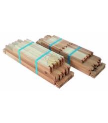 10 Toplatten Simplex (MZ) voor broed- en/of honingkamer