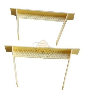 Segeberger en Kieler honingkamerraampje