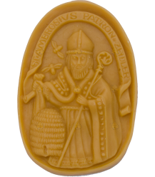 St. Ambrosius bijenwas plaat