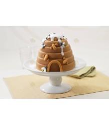 Cake vorm voor bijenkorf