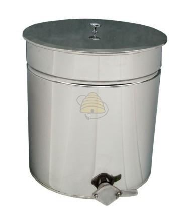 Aftapvat RVS 50 liter