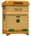 Apimaye bijenkasten en onderdelen